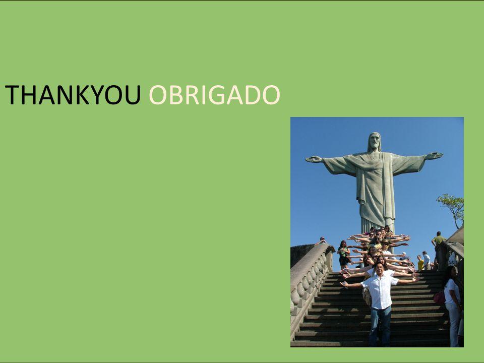 THANKYOU OBRIGADO