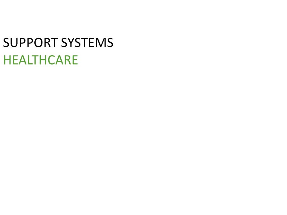 SUPPORT SYSTEMS HEALTHCARE