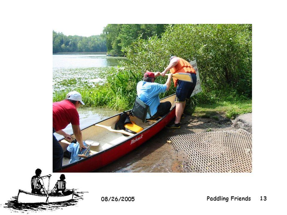 08/26/2005 Paddling Friends13