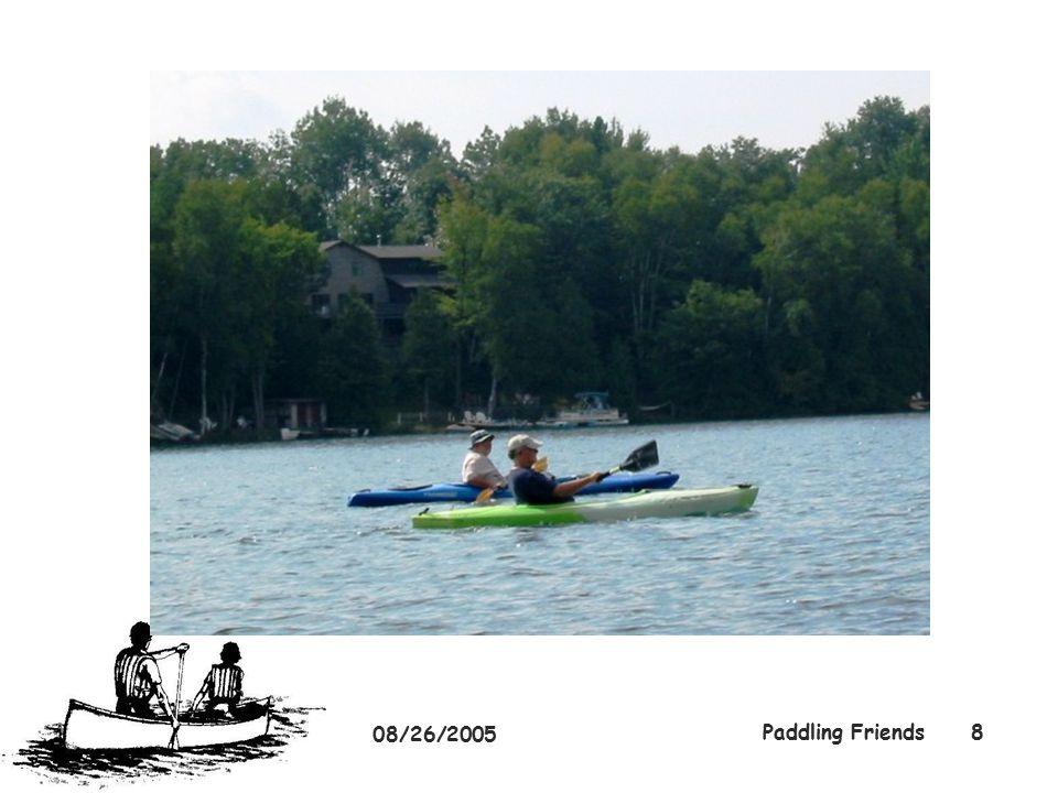 08/26/2005 Paddling Friends8