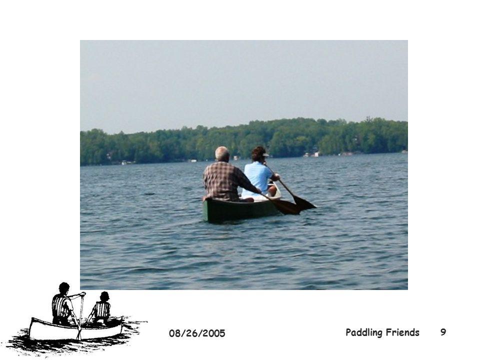 08/26/2005 Paddling Friends9
