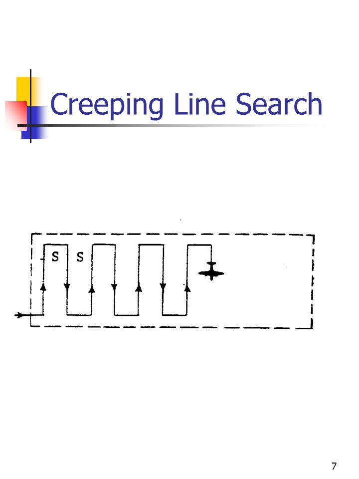 7 Creeping Line Search