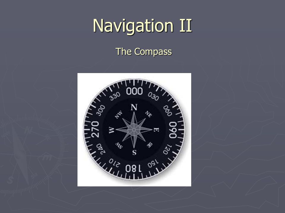 Navigation 11 Magnetite also named lodestone was understandably considered to have mystical qualities.