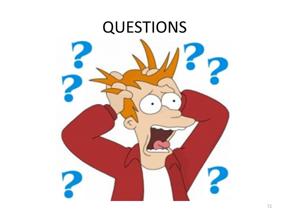 QUESTIONS 72