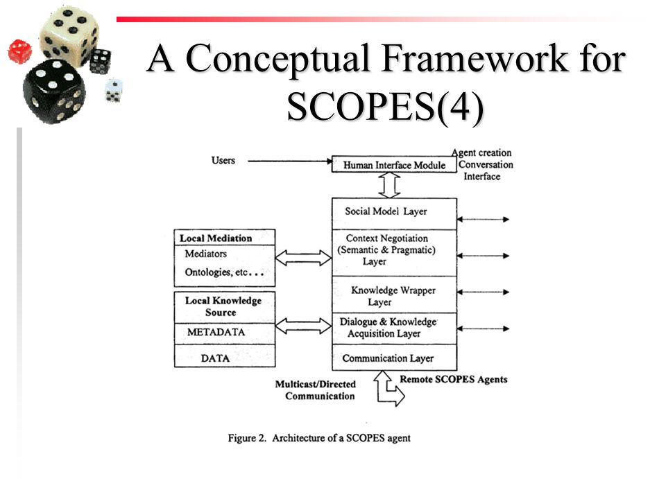 A Conceptual Framework for SCOPES(4)