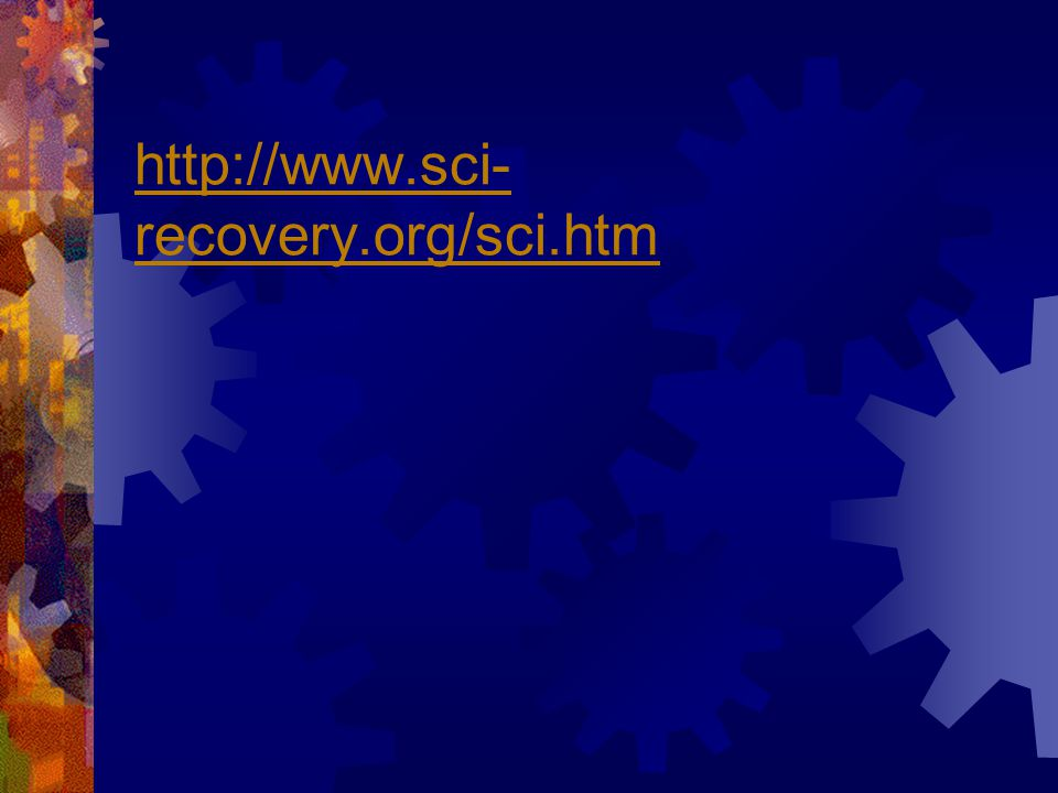 http://www.sci- recovery.org/sci.htm