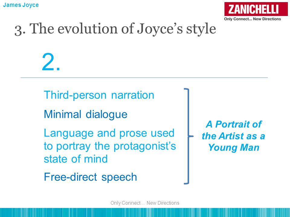 James Joyce 3.