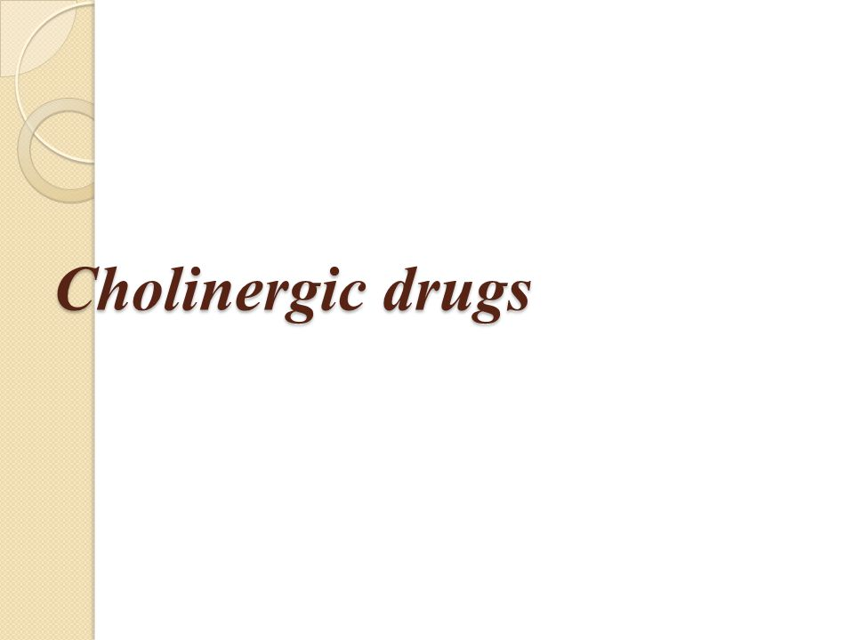 Neostigmine: Synthetic compound reversibly inhibits acetylcholinesterase, it does not enter CNS, it has greater effect on skeletal muscle that can increase contractility then paralysis.