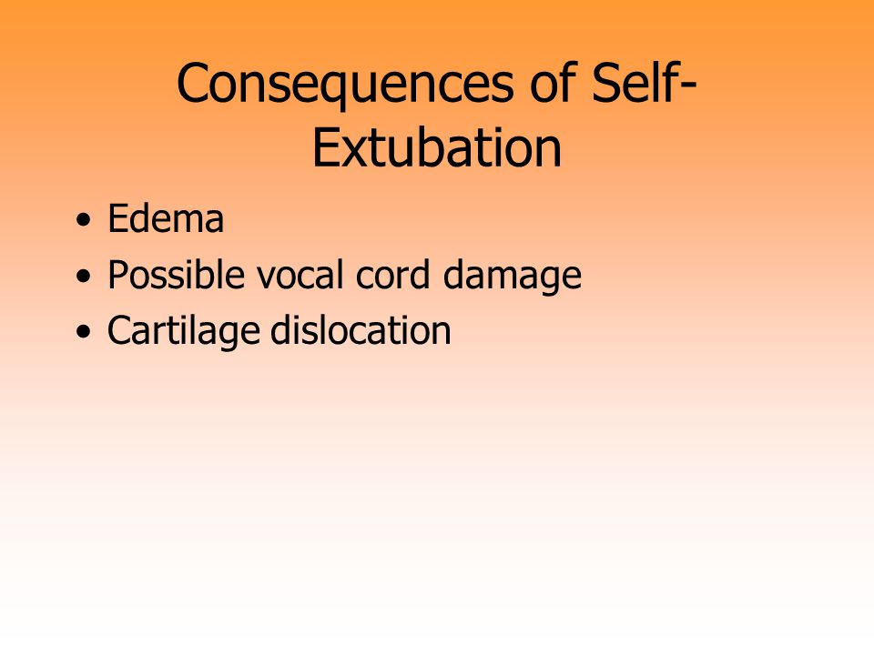 Thermal and Chemical Trauma Inhalation of hot gases (caustic or not) cause trauma Stabilize the airway Sudden edema is of primary concern