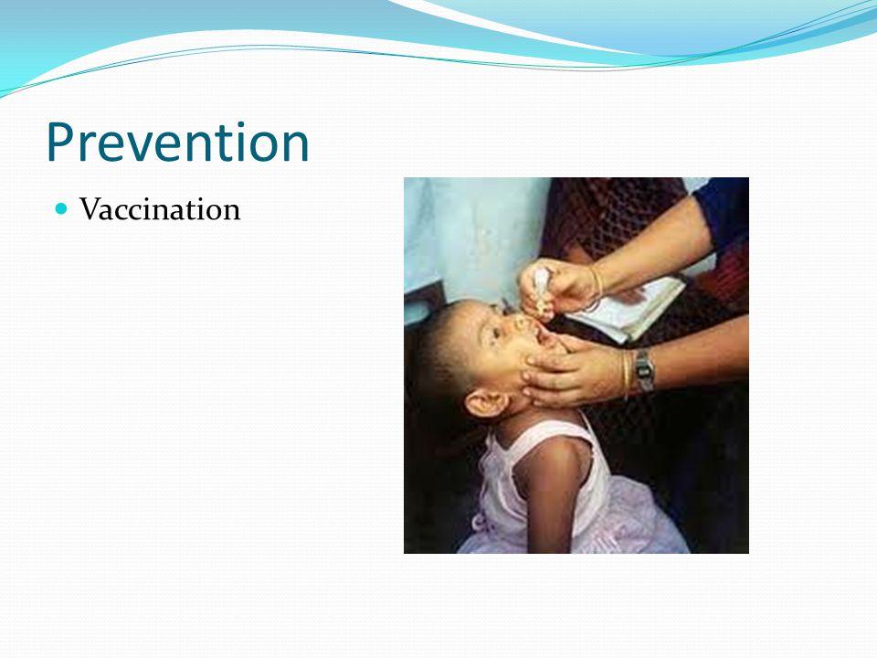 Prevention Vaccination