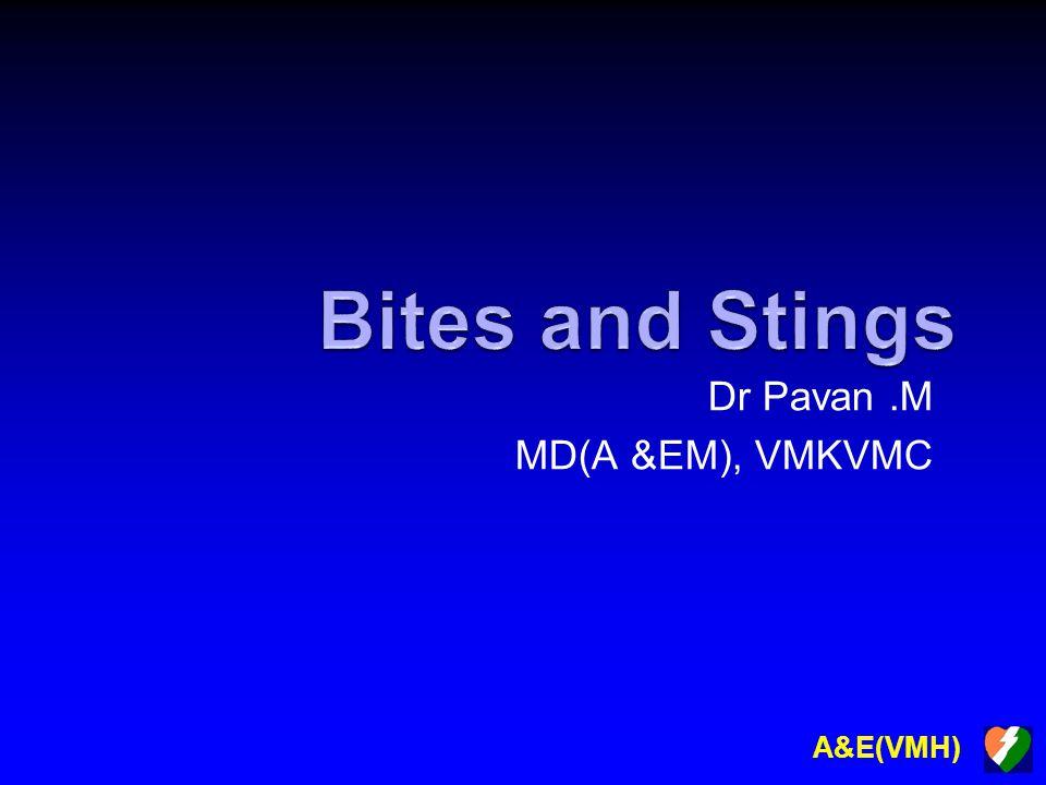 A&E(VMH) Dr Pavan.M MD(A &EM), VMKVMC