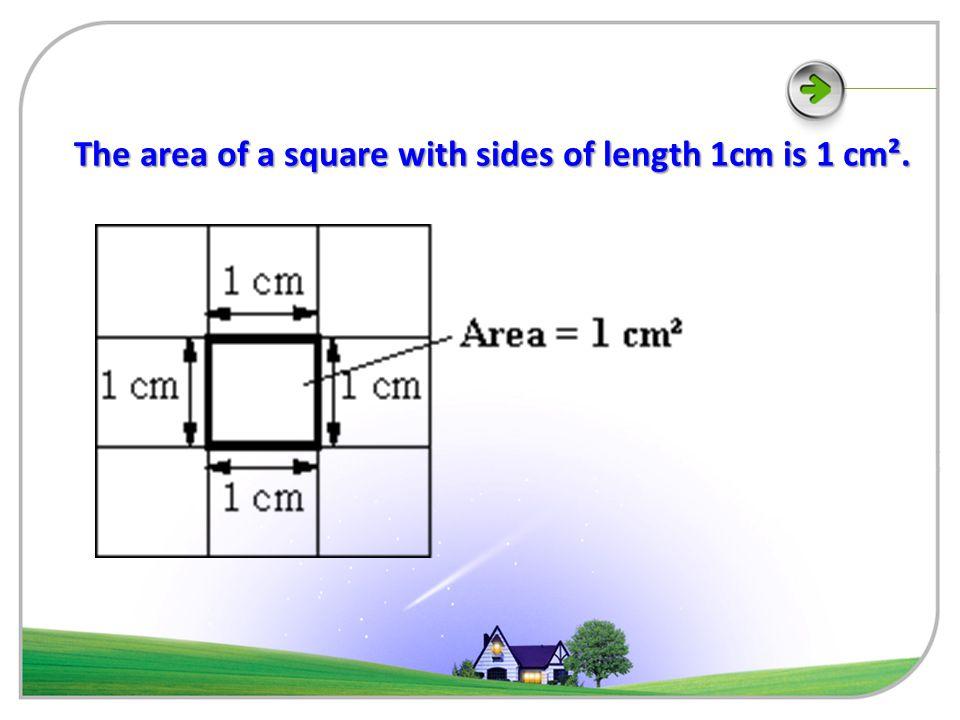 3 *) Perimeter = 4 x Length = 4 x 20 = 4 x 20 = - cm.