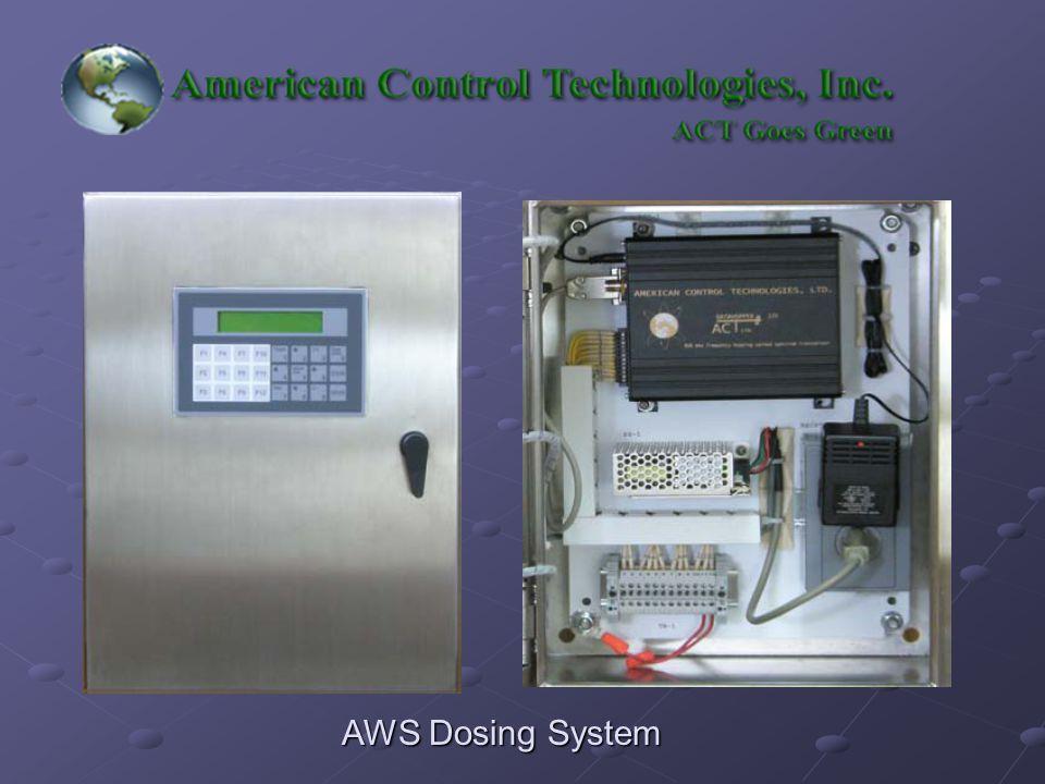 AWS Dosing System