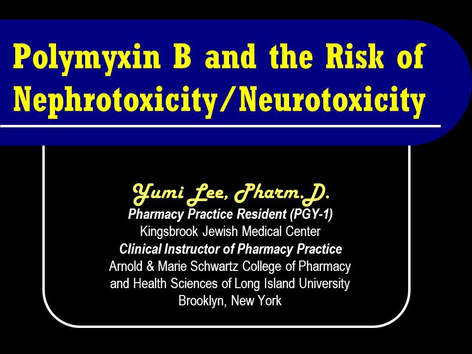 Initial Toxicity Reports StudyDrug & DoseNephrotoxicityNeurotoxicity Fekety et al.