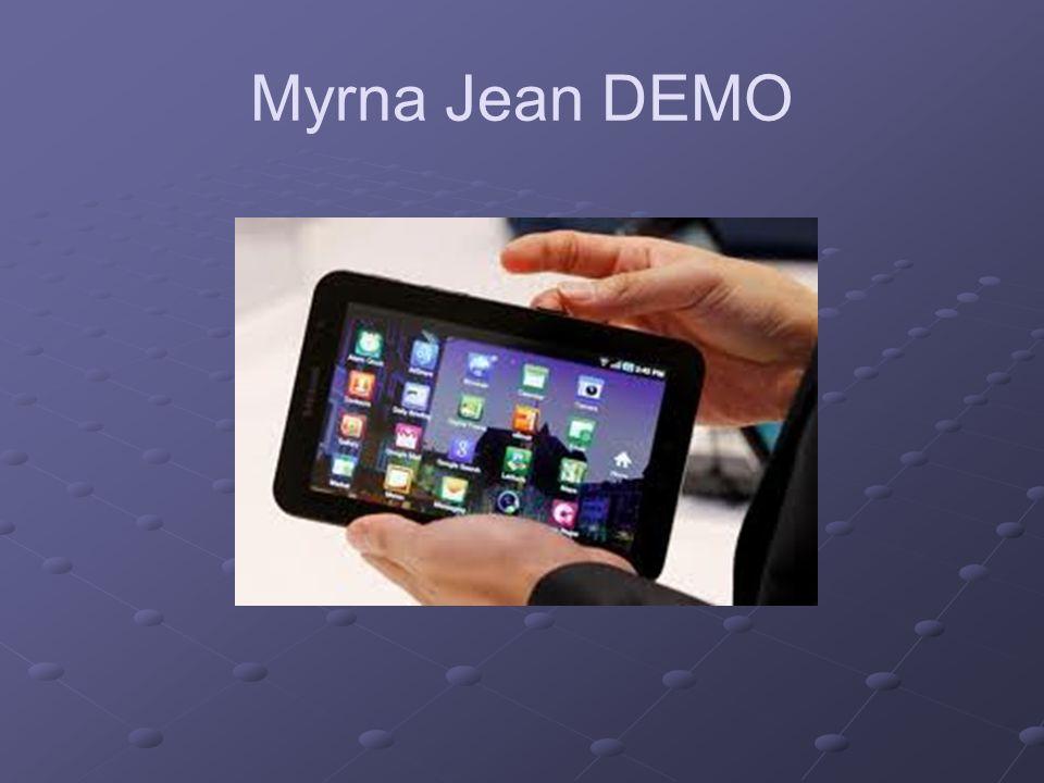 Myrna Jean DEMO