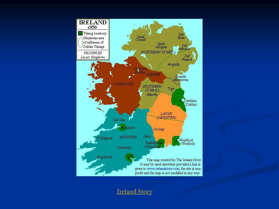 Ireland Story