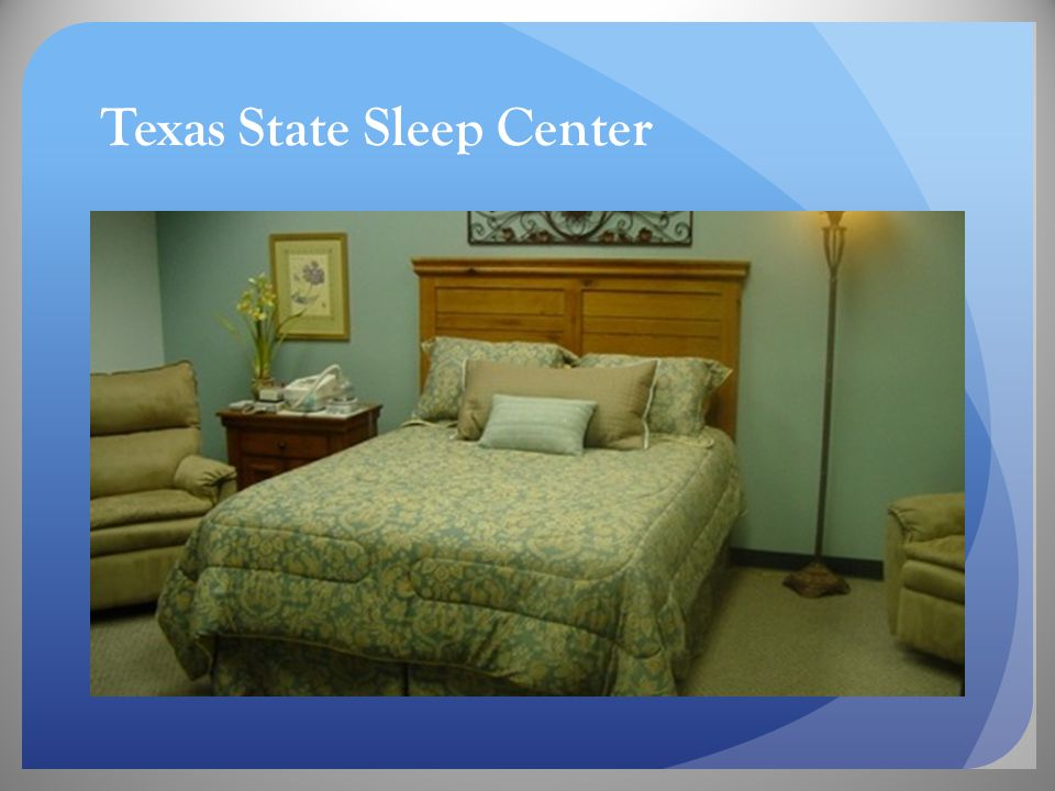 Texas State Sleep Center