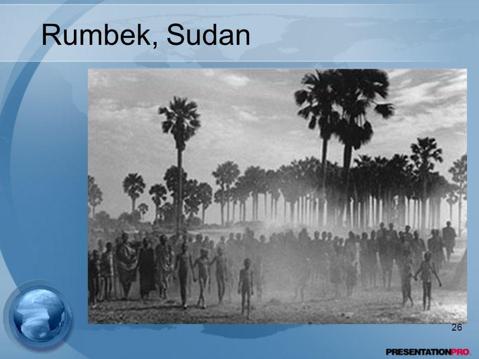 Rumbek, Sudan 26