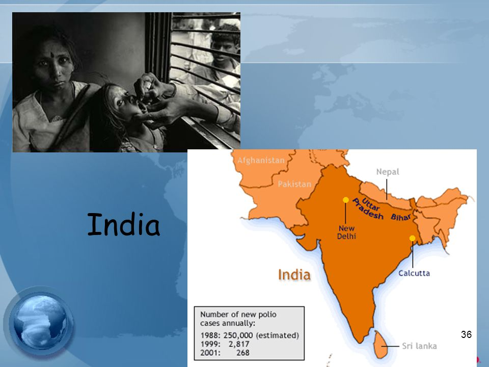 India 36