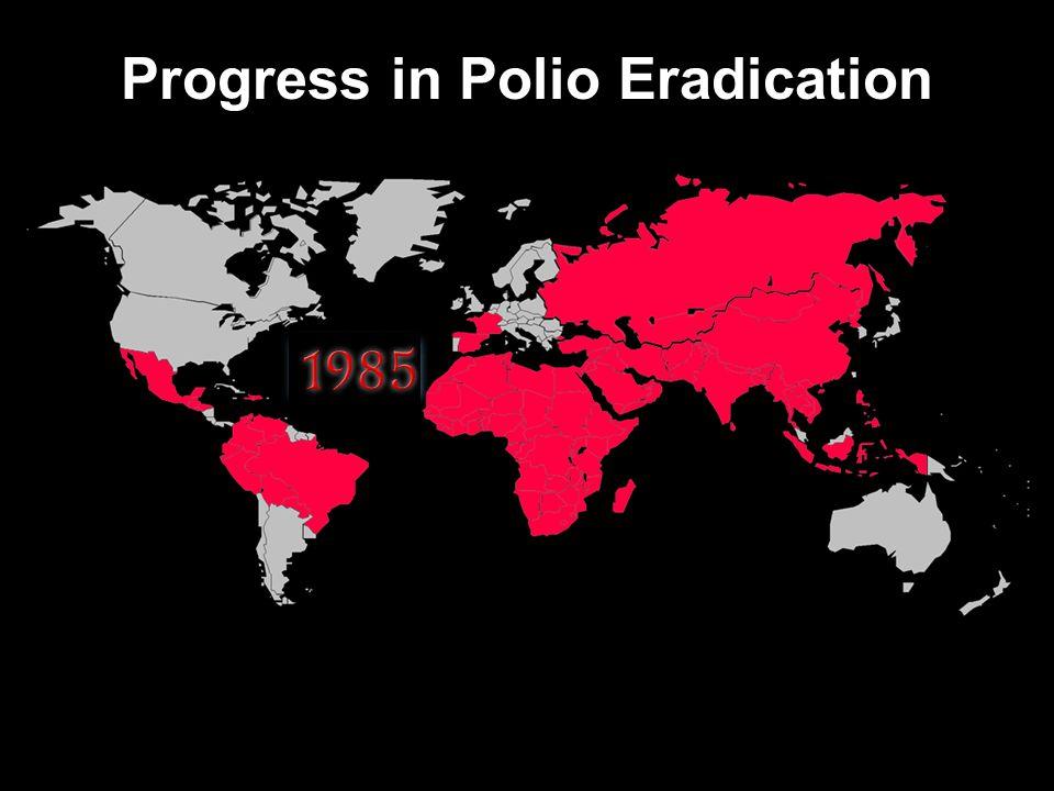 Progress in Polio Eradication 39