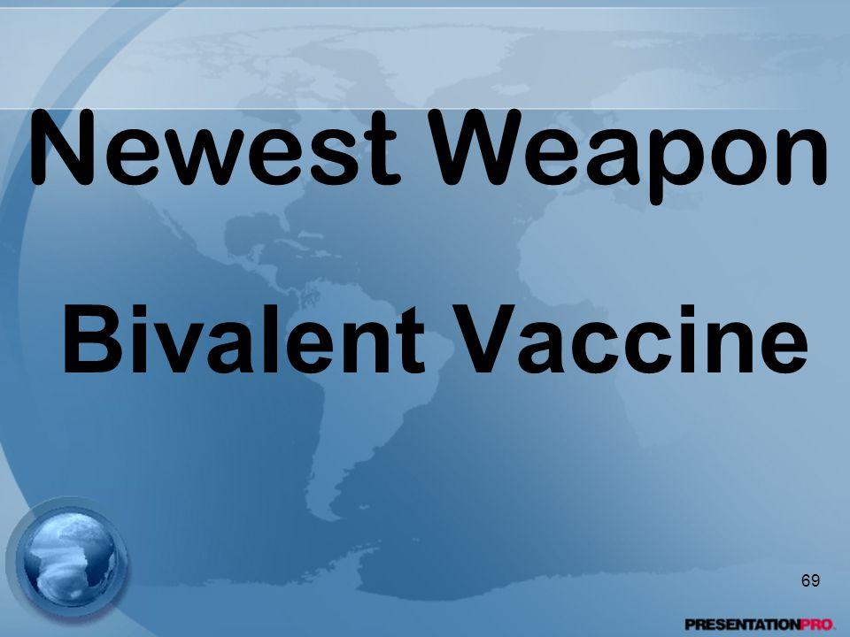 Bivalent Vaccine Newest Weapon 69