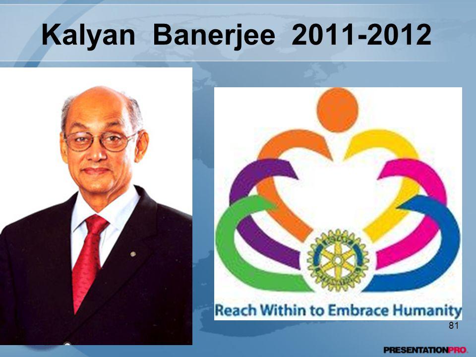 Kalyan Banerjee 2011-2012 81