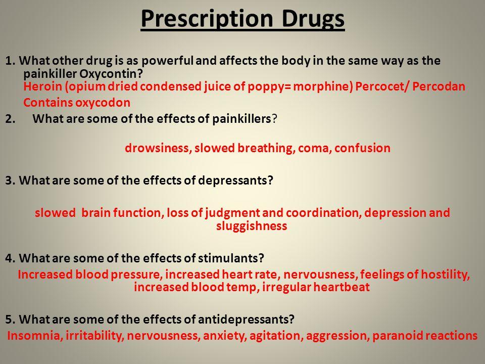 Prescription Drugs 1.