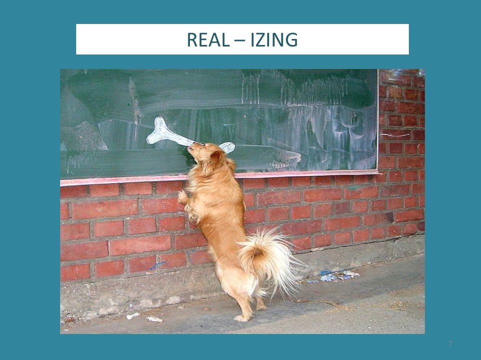 7 REAL – IZING