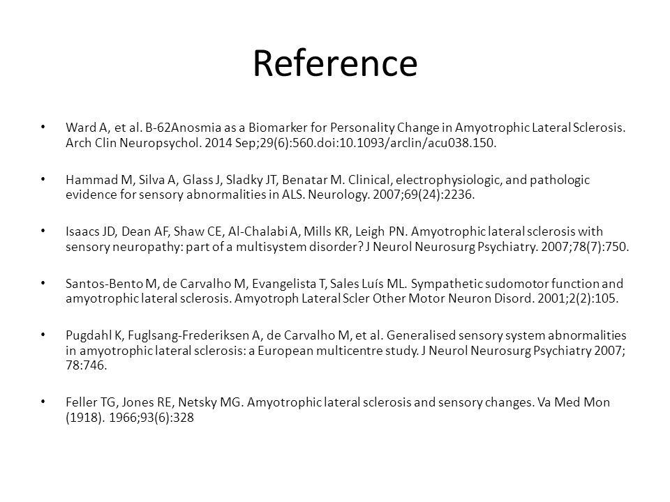 Reference Ward A, et al.