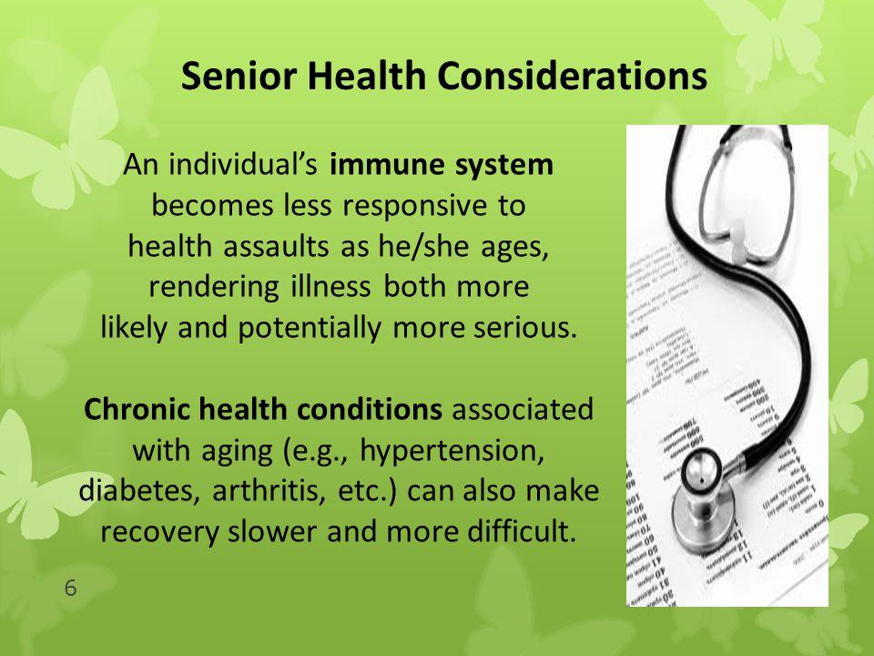 7 Recommended Vaccinations for Seniors Flu Pneumonia Td(ap) (Tetanus, diptheria, pertussis) Shingles