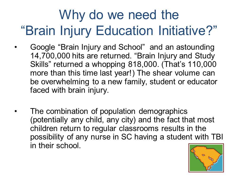 Resources…at your fingertips www.braininjury101.org www.tbied.org www.projectlearnet.org www.brainline.org www.neuroskills.com www.northeastcenter.com www.tndisability.org free.braininjurypartners.com www.cdc.gov/concussion/HeadsUp/schools.html