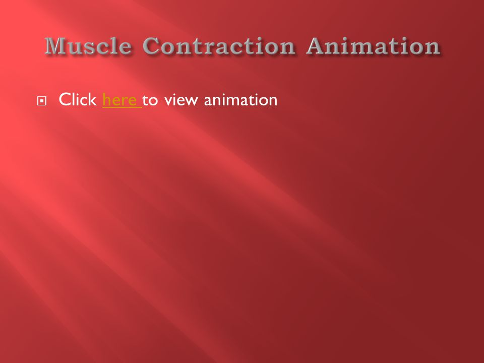  Click here to view animationhere