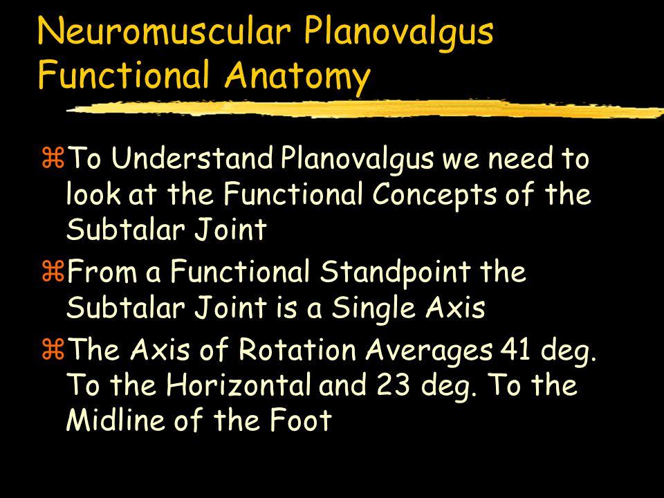 Neuromuscular Planovalgus Extra-Articular Arthrodesis zVariable Success Rates reported (50- 85%) zTohen (JBJS 1969) 76% zBanks (CORR 1977) 76% zRoss & Lyne (CL.OR.
