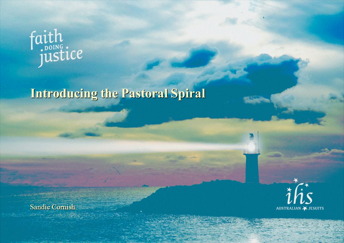 Introducing the Pastoral Spiral Sandie Cornish