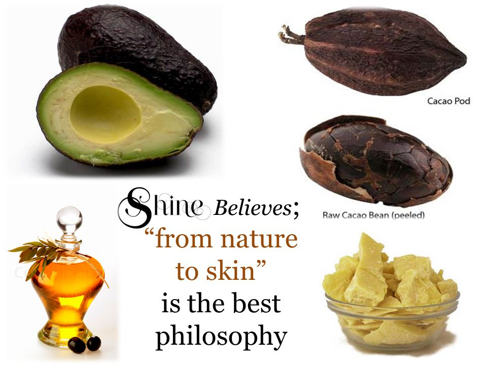 Believes ; from nature to skin is the best philosophy