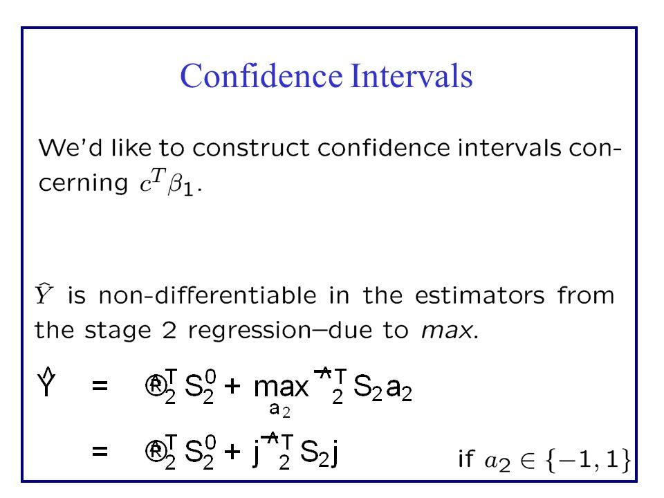 22 Confidence Intervals