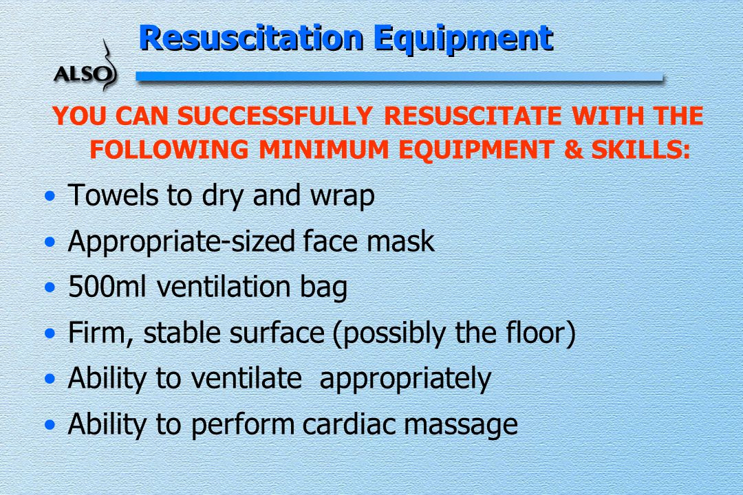 Reassess If the heart rate is slow and not improving Consider chest compressions