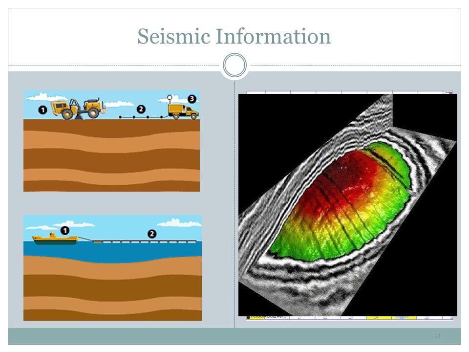 Seismic Information 11