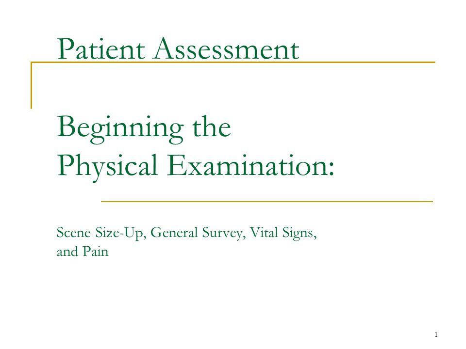 32 Pain Assess  OPQRST