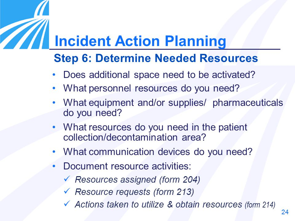 24 Does additional space need to be activated.What personnel resources do you need.