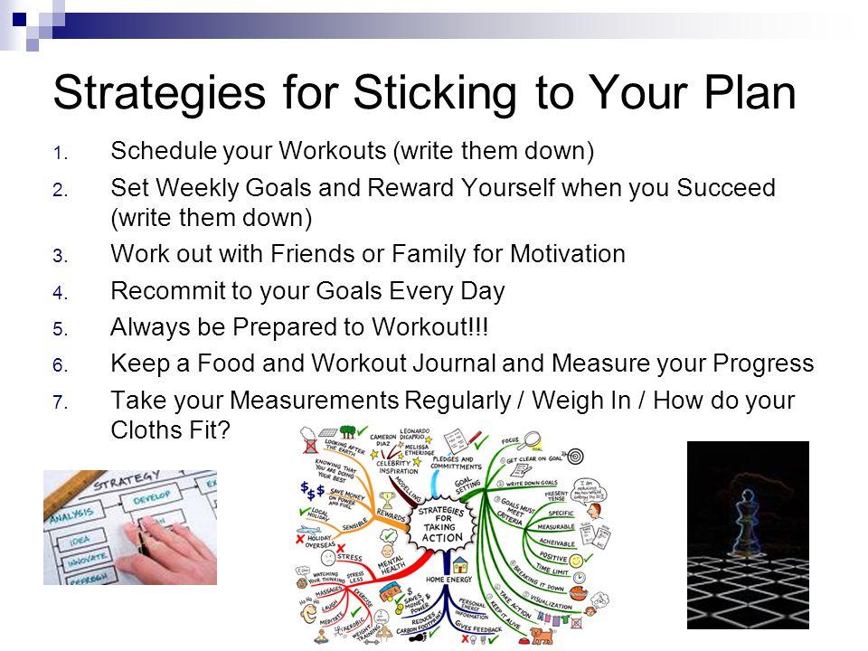 Step 5: Monitor Your Progress 1.