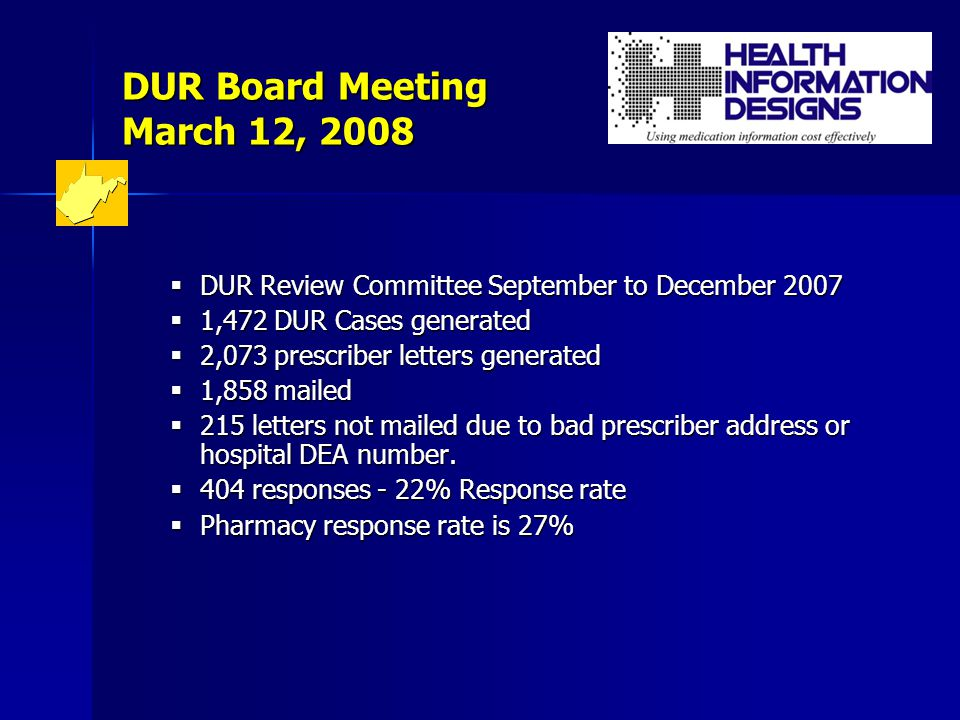 DUR Board Meeting March 12, 2008  DUR Review Committee  Case evaluation response  312 responses to the evaluation question I have reviewed the enclosed information and found it to be…… 87 Extremely useful 87 Extremely useful 131 Useful 131 Useful 17 Somewhat useful 17 Somewhat useful 50 Neutral 50 Neutral 27 Not Useful 27 Not Useful