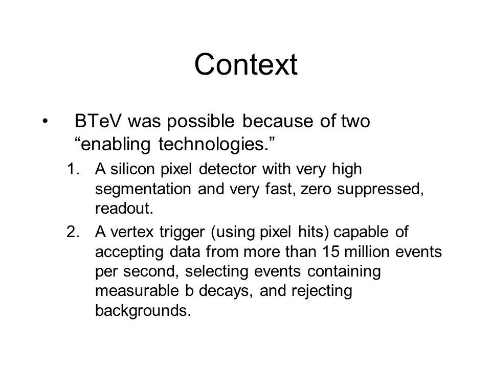 Topic 4: Applications and benefits At the end of this activity, we will have working hybrid pixel detectors.