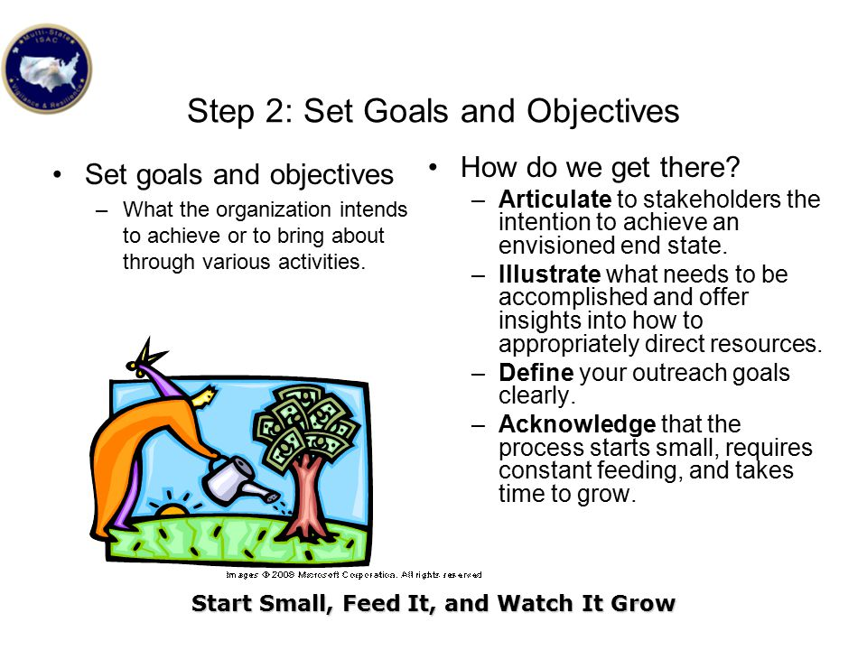 Step 3: Target Your Intended Audience (But Don't Shoot Them) Define who you will be engaging in your outreach activities and what key messages you will deliver.