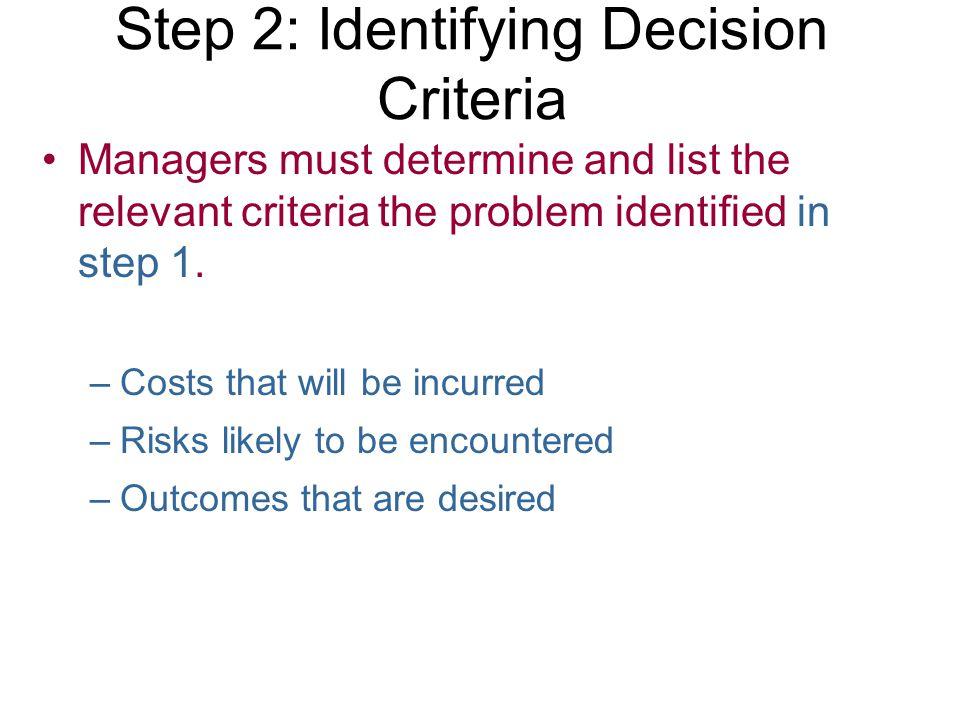 Contd., Decision Trees- A decision tree provides a quantitative estimate of a best alternative.