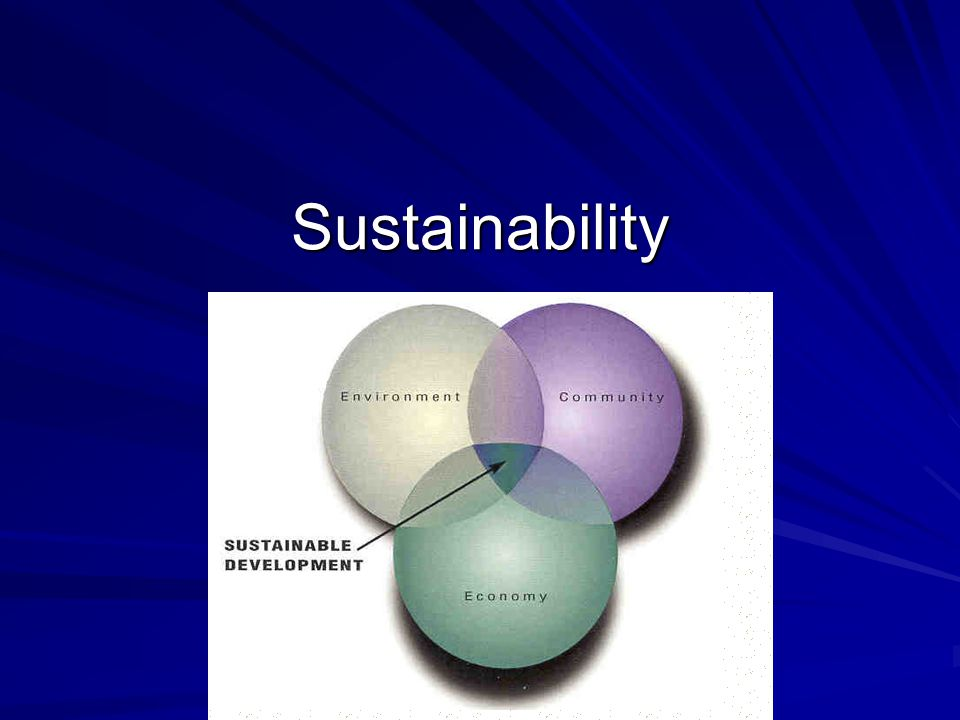 Refresher: Two Kinds of Sustainability Substitutability: Are natural resources—from the more-than-human world—interchangeable with human-produced goods and monetary assets.