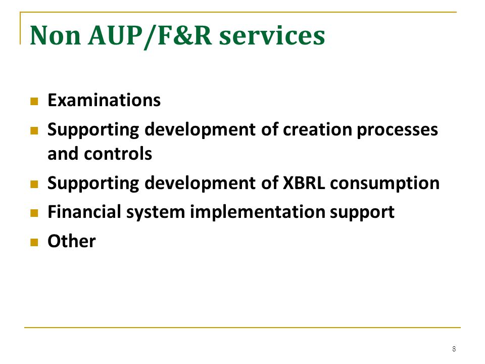 Utilizing the XBRL data on financial audits