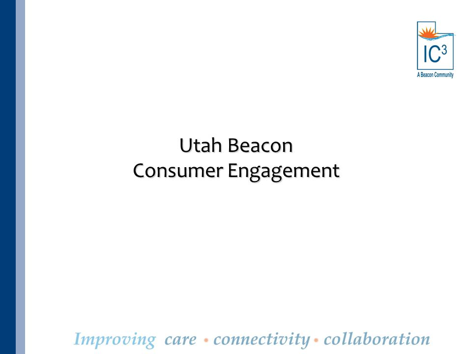 Utah Beacon Consumer Engagement