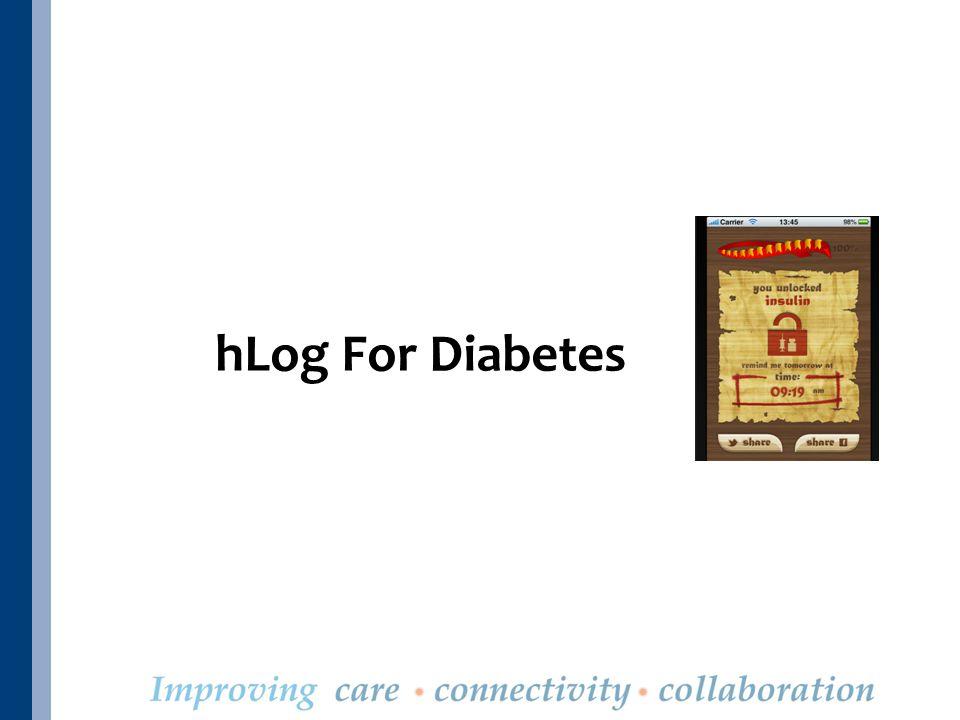 hLog For Diabetes