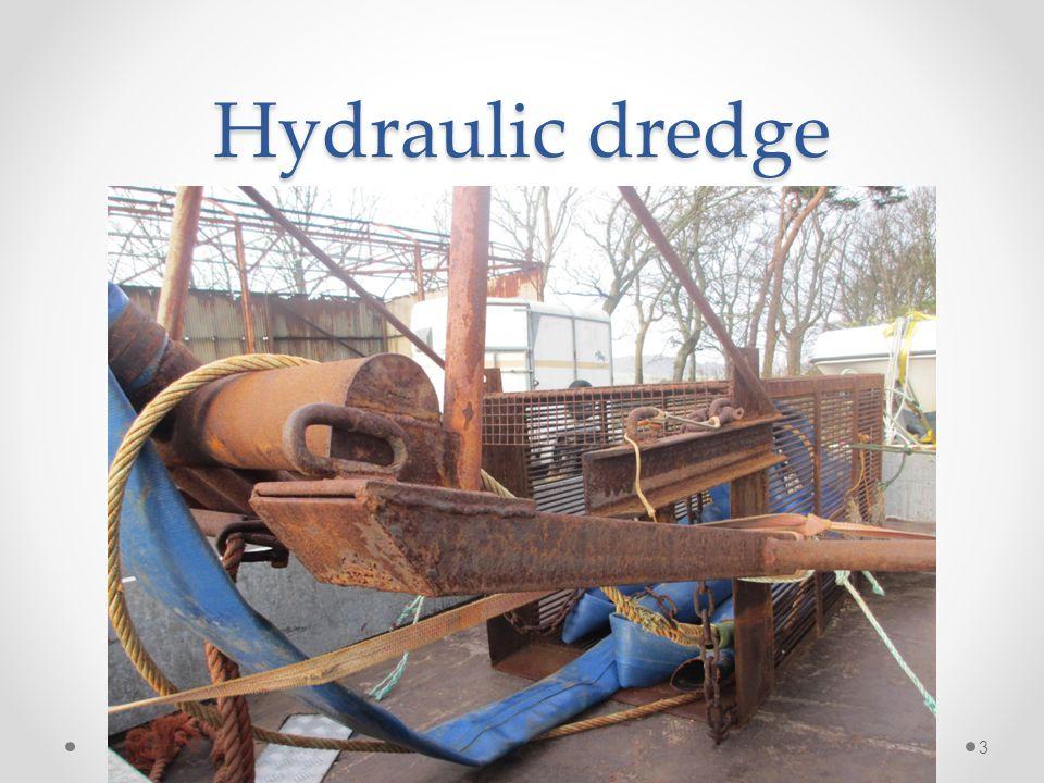 Hydraulic dredge 3